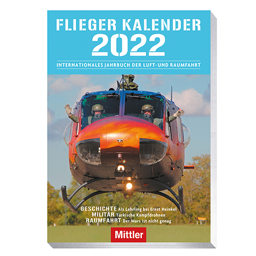 Flieger Kalender 2022