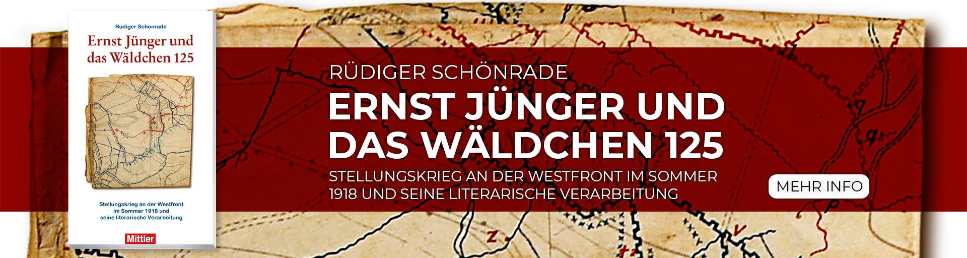 Slider_Juenger_1920 Rüdiger Schönrade: ERNST JÜNGER UND DAS WÄLDCHEN 125